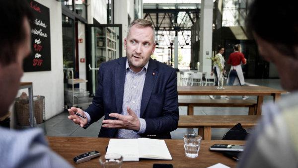 Hnutí ANO má podle průzkumu společností Kantar TNS a Median až čtvrtý nejvyšší volební potenciál. Na snímku je kandidát ANO na primátora Prahy Petr Stuchlík.
