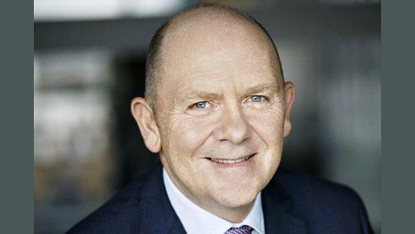 David Parkinson, generální ředitel společnosti Provident Financial v České republice
