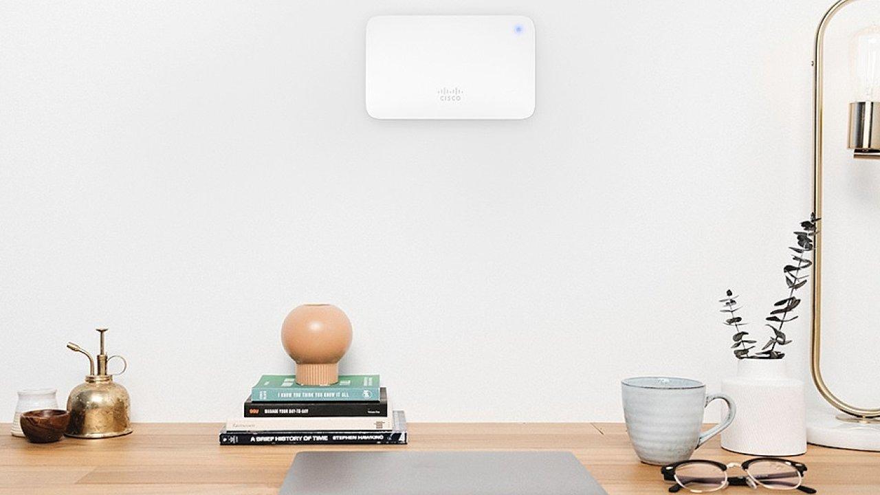 Cisco Wi-Fi řešení Meraki pro malé firmy