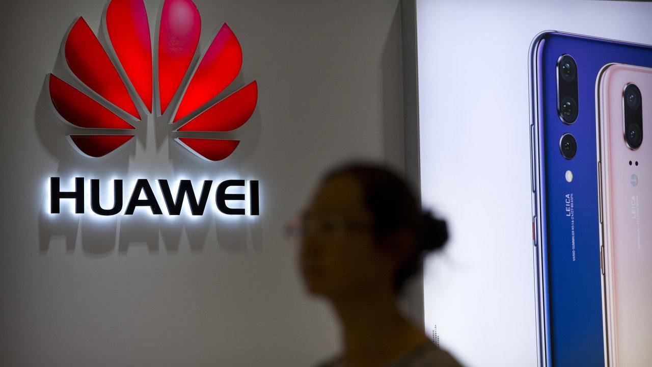 Huawei je kolektivně vlastněná společnost.