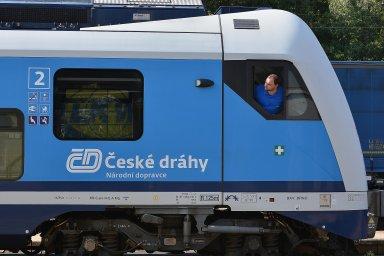 Vlaky českého státního dopravce v pololetí cestovalo 91,6 miliou lidí, což je meziročně o 2,5 procenta více.