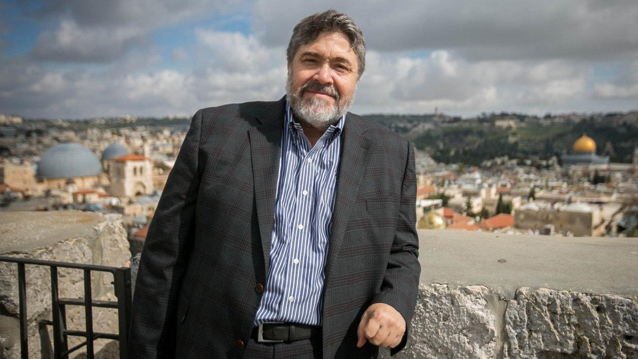 Jon Medved je už léta neúnavným propagátorem úspěchů izraelské startupové scény.