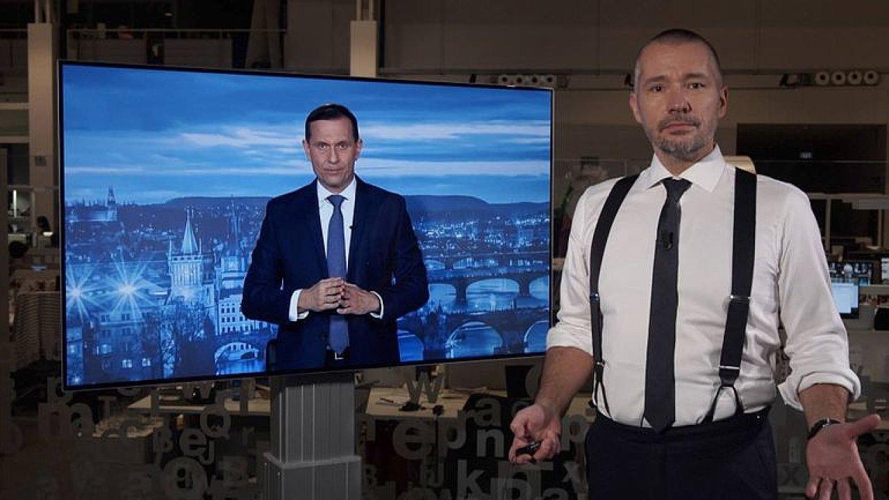 Jaromír Soukup oznámil kandidaturu na prezidenta. Jeho roli v politice popsal Martin Veselovský
