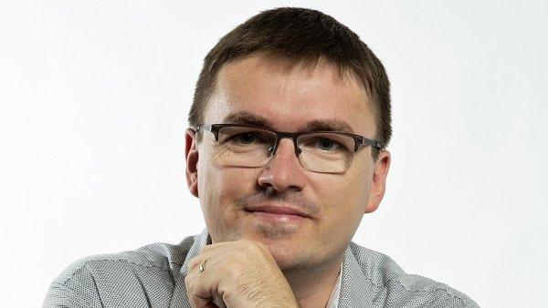 Vít Madron, ředitel e-commerce divize ve společnosti Sprinx