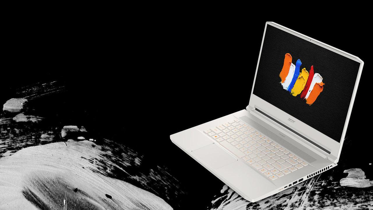 ConceptD 7 vypadá krásně, uvnitř se skrývá dobře chlazený výkon