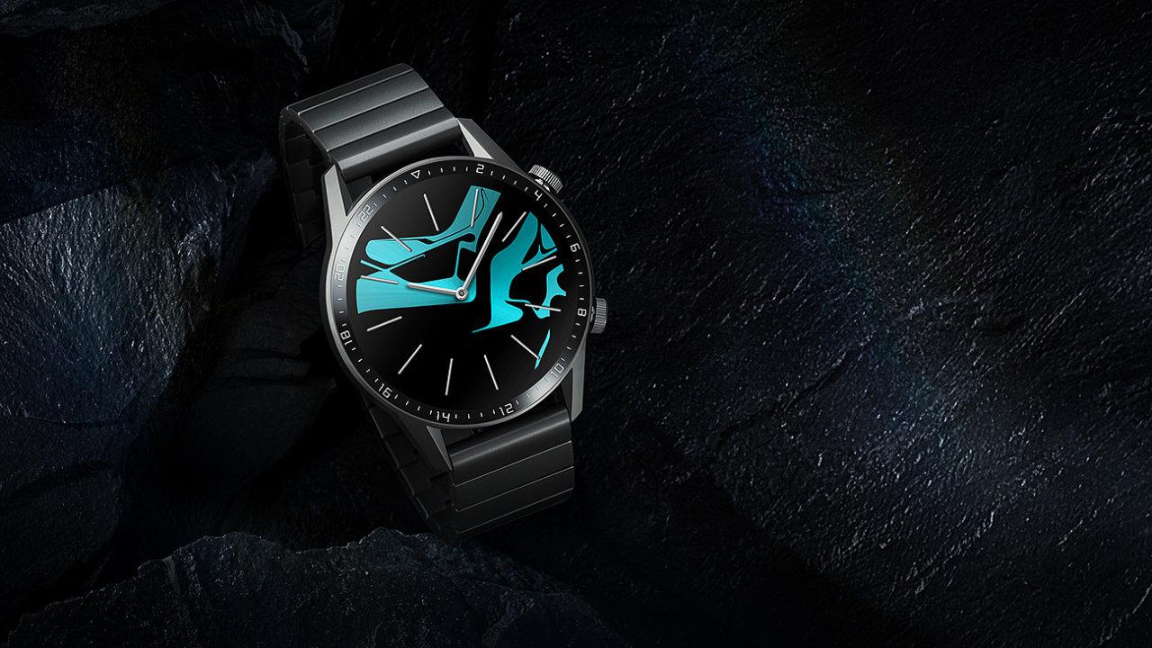 Huawei Watch GT 2 mají skvělý design a výdrž baterie.