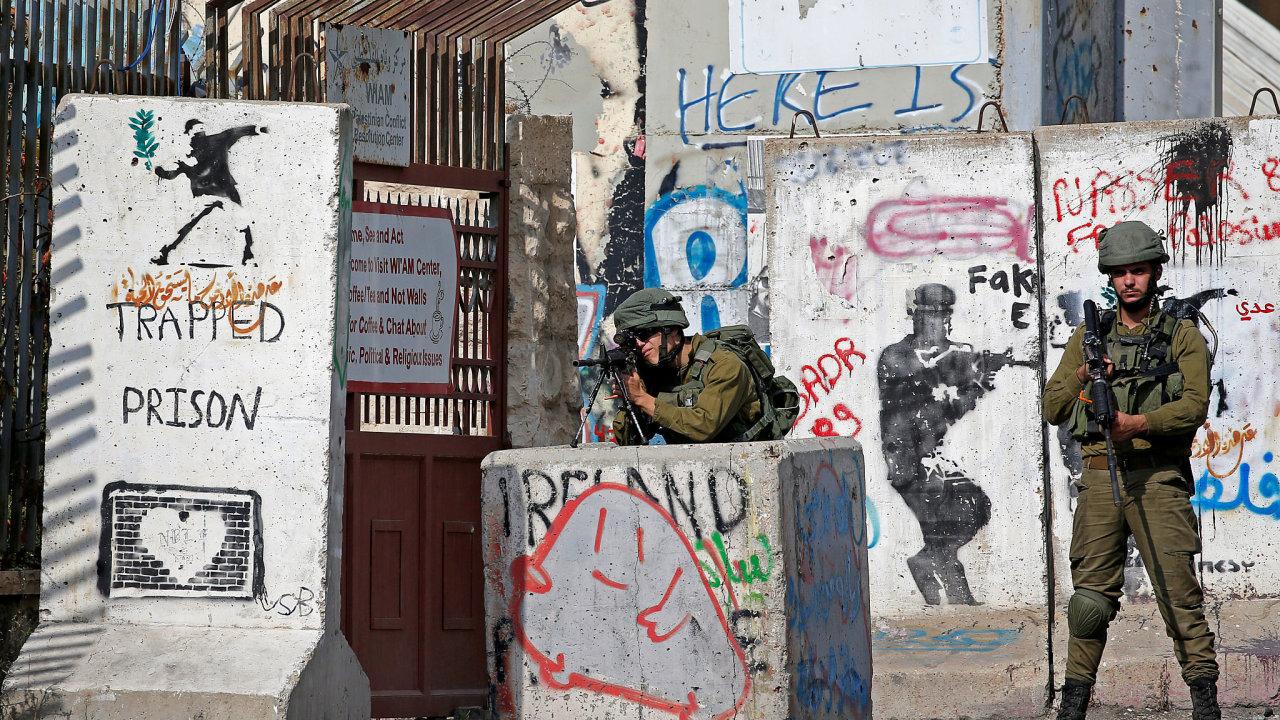 Izrael, pásmo Gazy