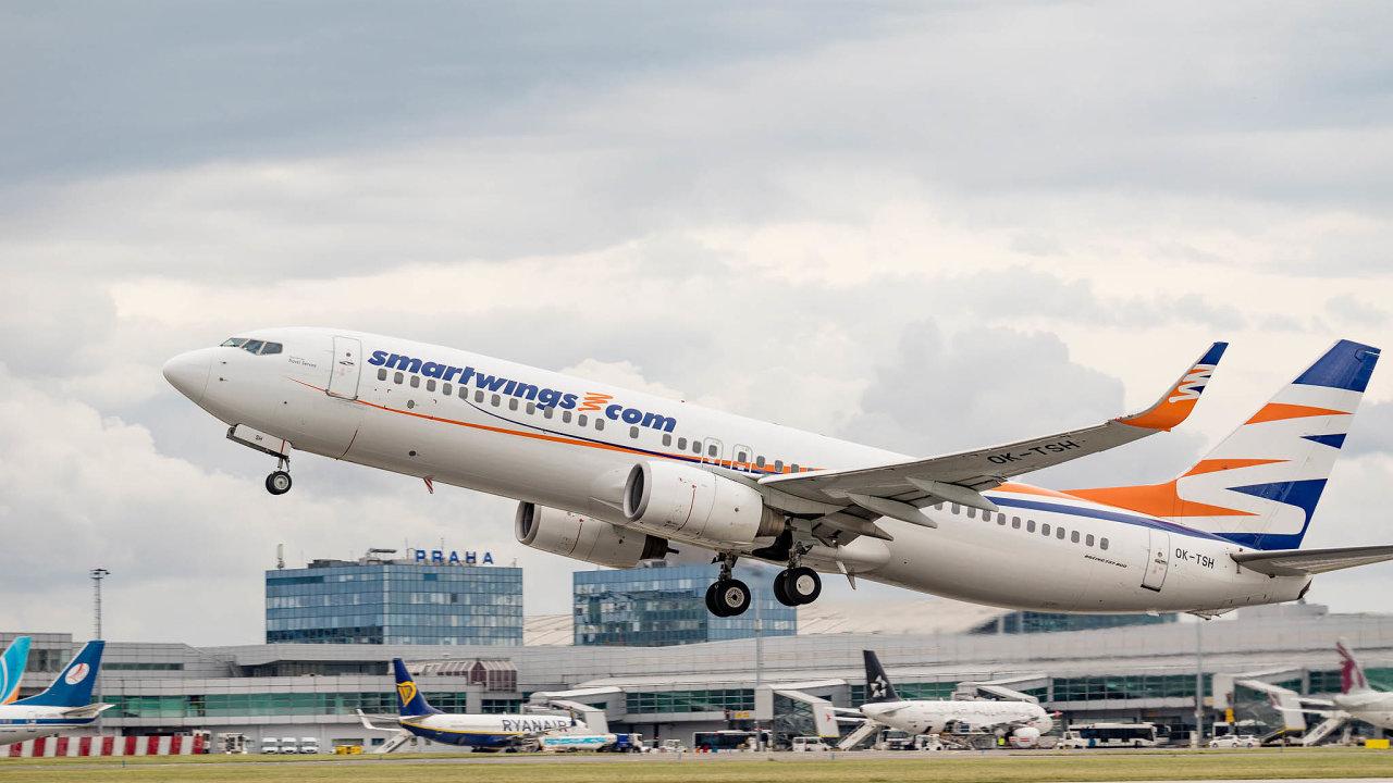 Aerolinky Smartwings jsou okrok blíž kzáchraně.