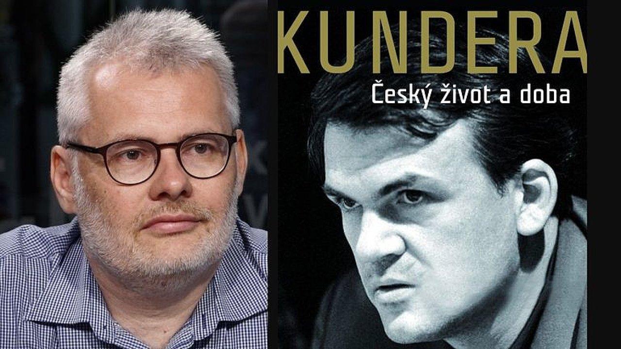 Zídek: Kunderův životopis je manipulativní. Novák hledal jen to špatné, je to nefér.