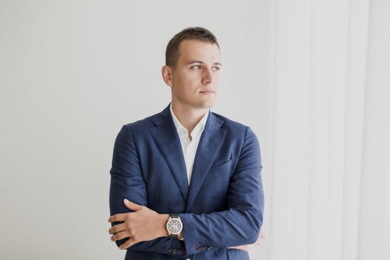 Daniel Římal, zakladatel Českoslovesnkého nemovitostního fondu