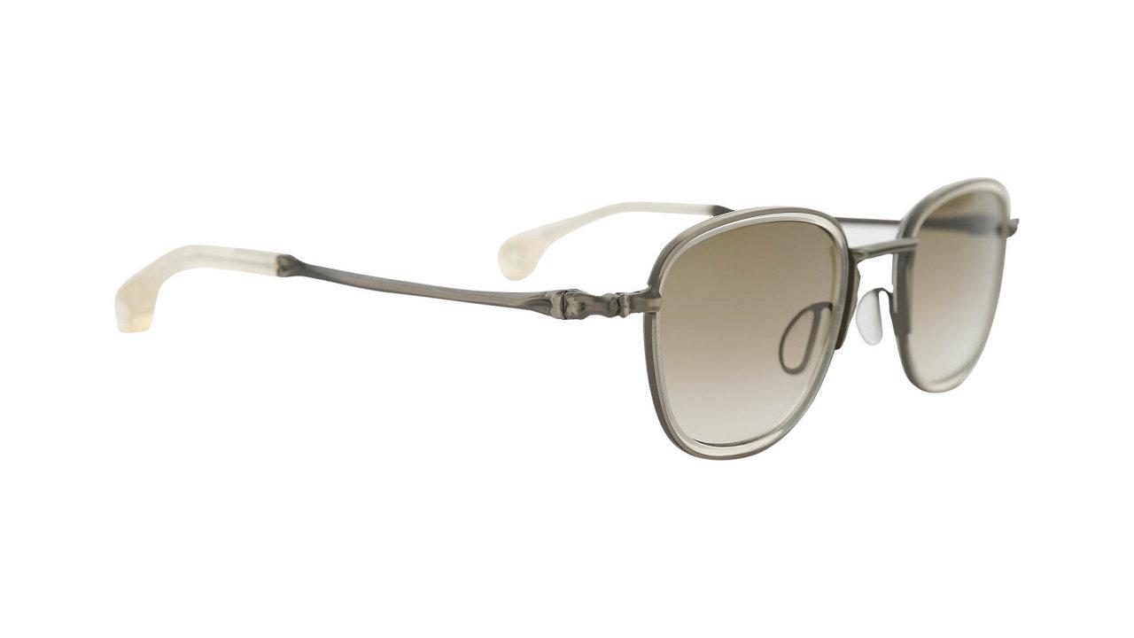 Svěží vítr zLos Angeles. Oceňovaný designér brýlí Blake Kuwahara představuje novou kolekci Grey Label, která je inspirována lidskými kostmi.Info oceně voptice, prodává ŽILKA OPTIK STUDIO.