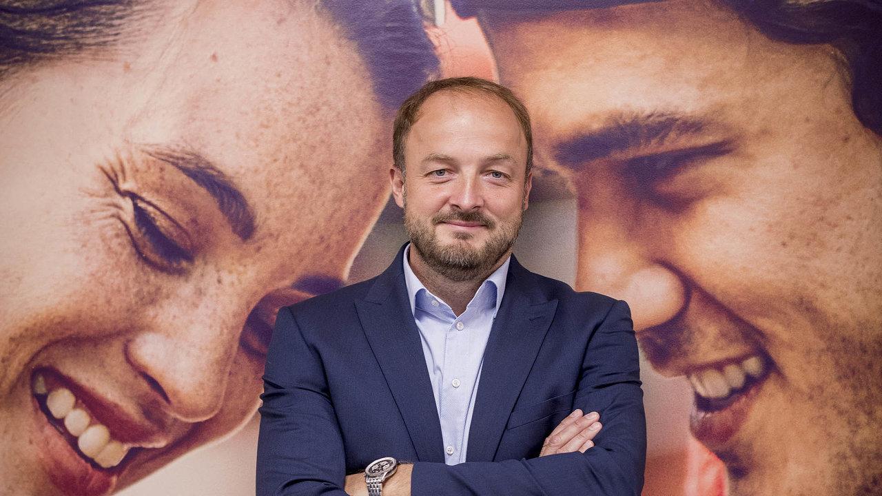 Šéf řízení dodavatelského řetězce Coca-Cola HBC Česko aSlovensko Jan Turek