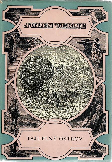 Jules Verne: Tajuplný ostrov, Albatros, 1984