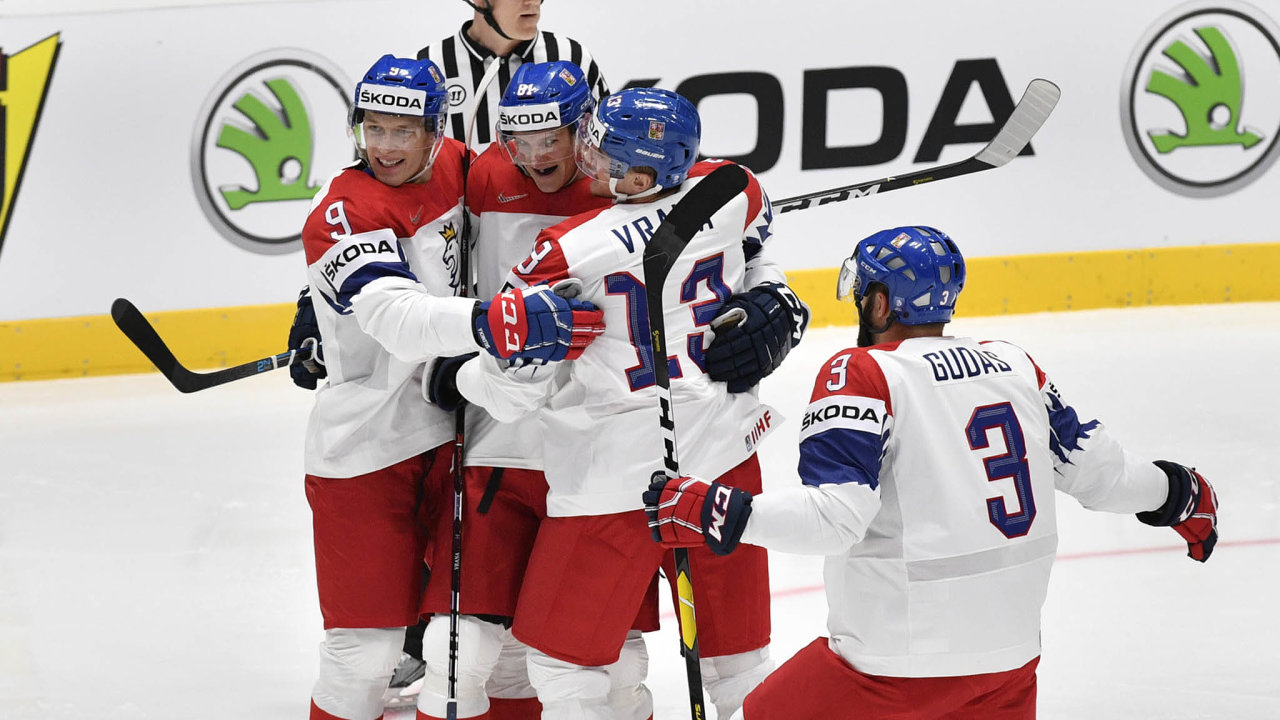 Škoda Auto je hlavním sponzorem hokejových šampionátů už odroku 1993.