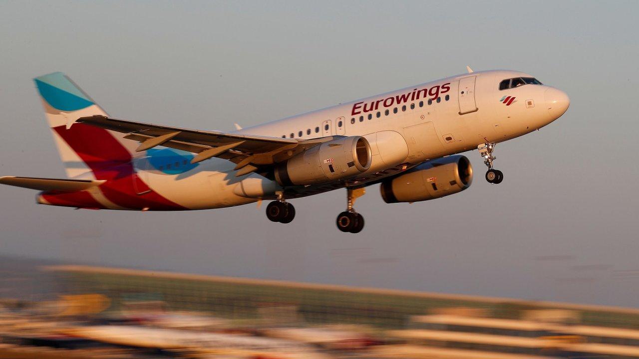 Vytvořením nové základny Eurowings v Praze vznikne 100 nových pracovních míst.