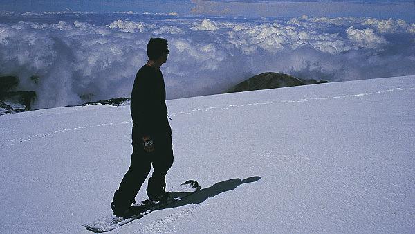 Snowboard v Kolumbii