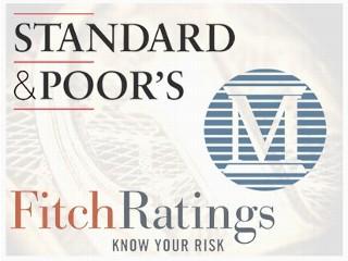Ratingove agentury trojka loga