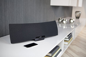 Logitech UE Air Speaker: Reprosoustava pro iPhone se zvukem ze Švýcarska
