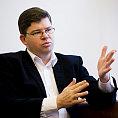 Jiří Pospíšil při rozhovoru v březnu 2012