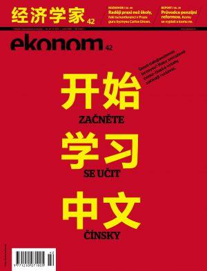 Týdeník Ekonom - č. 42/2012