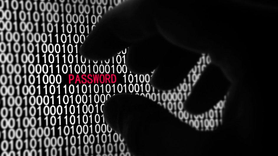Hackerské útoky sílí. Ilustrační foto