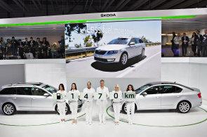 Pátý měsíc v řadě se nová auta v Evropě prodávala lépe než před rokem. Daří se i Škodě