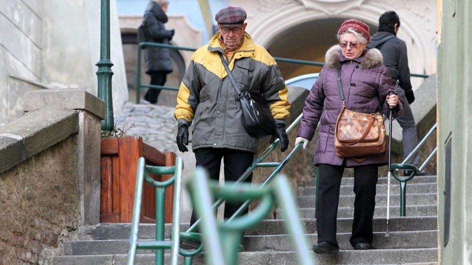 Vstup do druhého pilíře penzí se uzavře - Ilustrační foto.