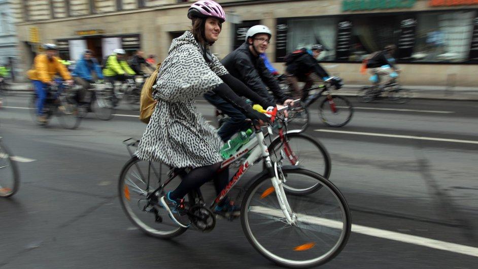 Velká jarní cyklojízda.