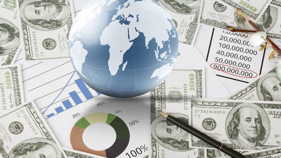 MMF snížil odhad růstu světové ekonomiky