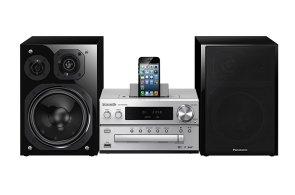 Panasonic PMX9: Skvělá hi-fi věž s nabíječkou pro iPhone 5s je otevřená i Androidu a Windows