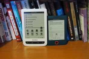 """2× PocketBook: Otestovali jsme mini """"čtečku za korunu"""" a méně zajímavý dotykový model"""