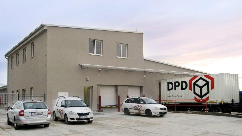 Depo firmy DPD