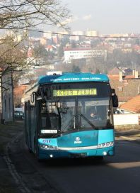 Elektrobus Škoda Perun