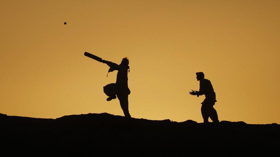 Kriket, ilustrační foto