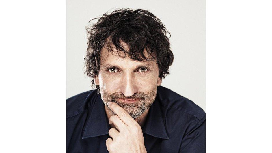 Alan Záruba, kreativní ředitel skupiny Nova