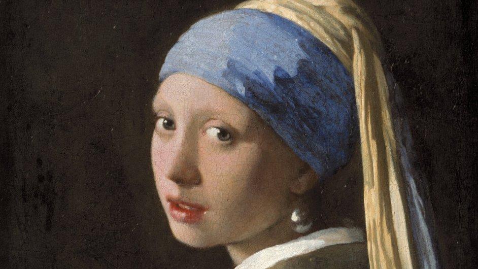 Obraz Dívka s perlou ze sedmnáctého století bude k vidění pouze v nizozemském muzeu Mauritshuis.