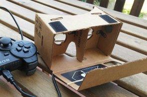 Virtuální realita pro každého: Google Cardboard za pár korun otlačí nos i nadchne