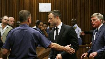Oscar Pistorius si vyslechl verdikt.