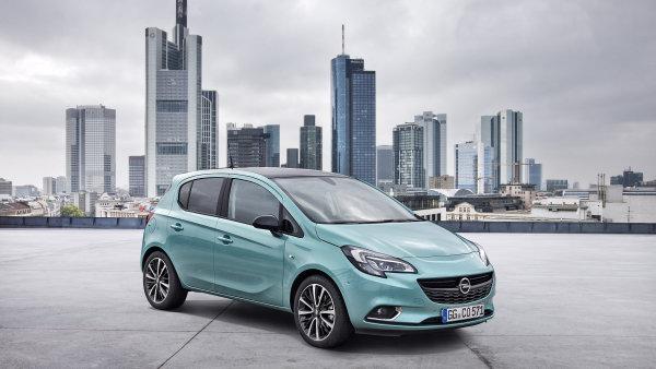 Skv�l� nov� t��v�lec z��� pod kapotou nov�ho Opelu Corsa. Zato podvozek nebav�