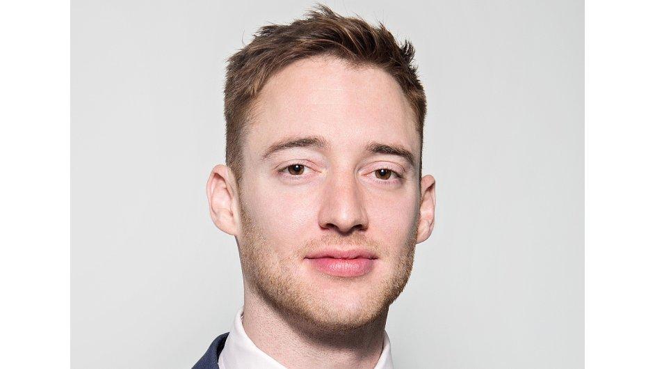 Robert Paulson, senior investiční analytik JLL