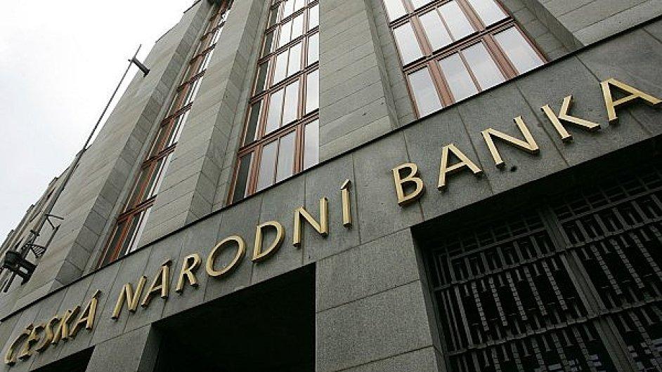 ČNB pokutovala BH Securities