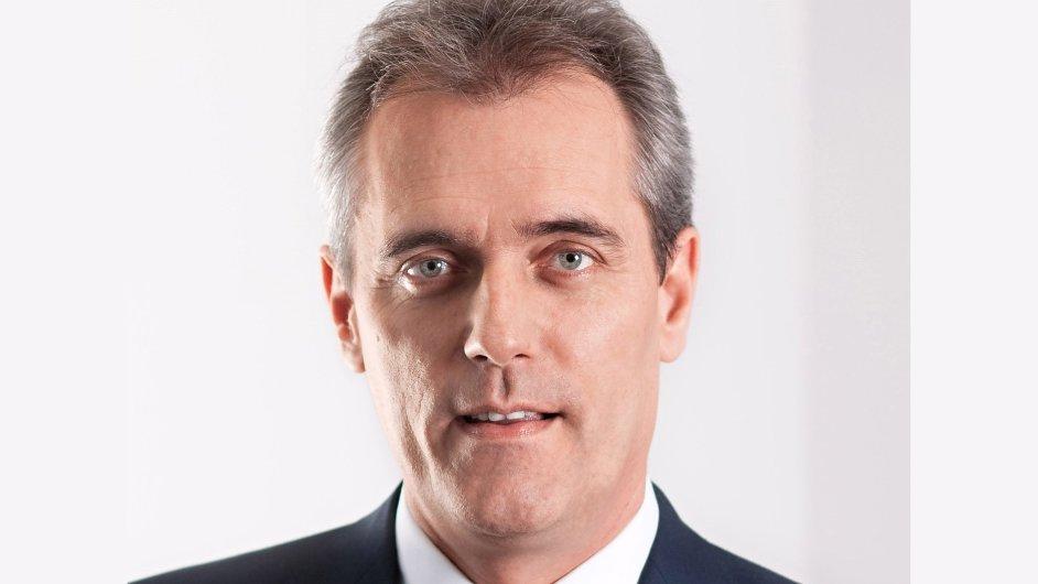 Rainer Seele, generální ředitel společnosti OMV