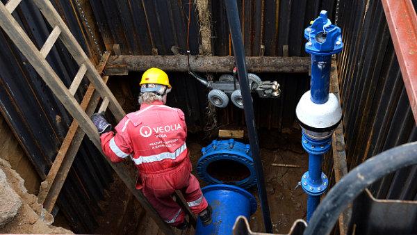 Podle Pražských vodovodů a kanalizací kontaminaci způsobil průsak z kanalizace.