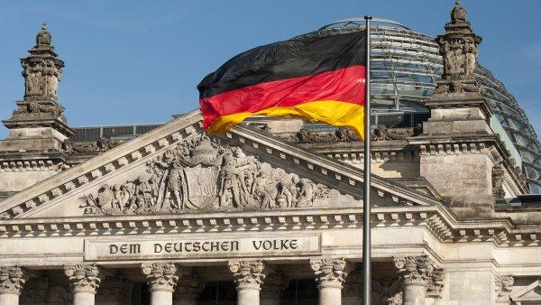 Za růstem německé ekonomiky jsou především výdaje domácností a výdaje na uprchlíky - Ilustrační foto.