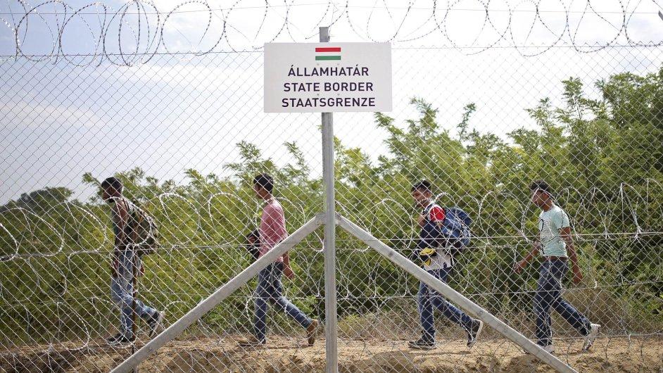Migranty by měl od Maďarska oddělit další hraniční plot. Úřady schválily výstavbu nového na hranicích s Rumunskem.