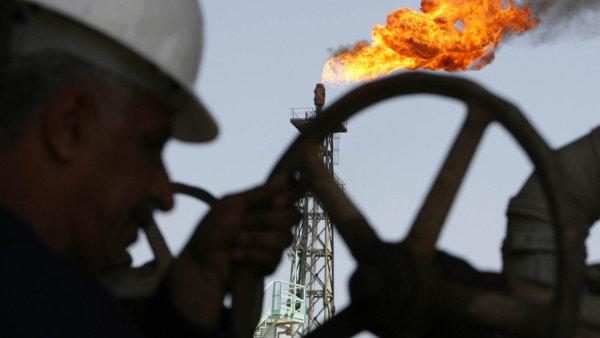 Po�as� zastavilo pokles cen ropy jen do�asn� - Ilustra�n� foto.