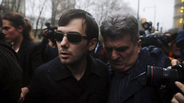 Martin Shkreli doned�vna ��dil firmy KaloBios a Turing Pharmaceuticals