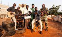 Na snímku skupina Bamba Wassoulou Groove.