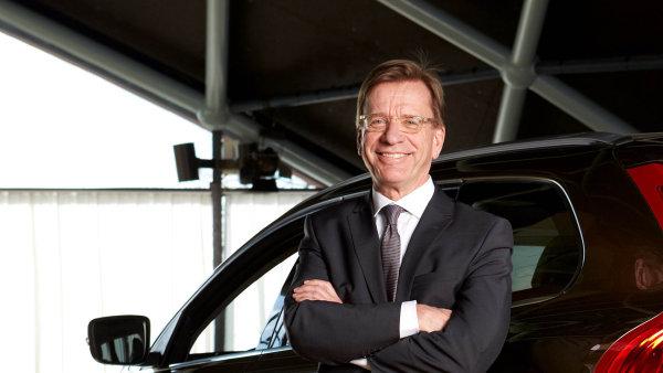 Hakan Samuelsson pracuje natom, aby pod jeho vedením Volvo soupeřilo sluxusními evropskými vozy.