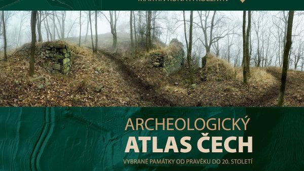 Martin Kuna a kol.: Archeologický atlas Čech